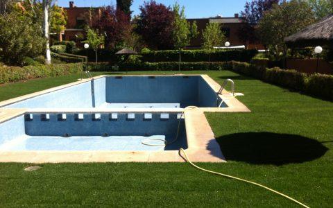 Limpieza piscina Moraleja